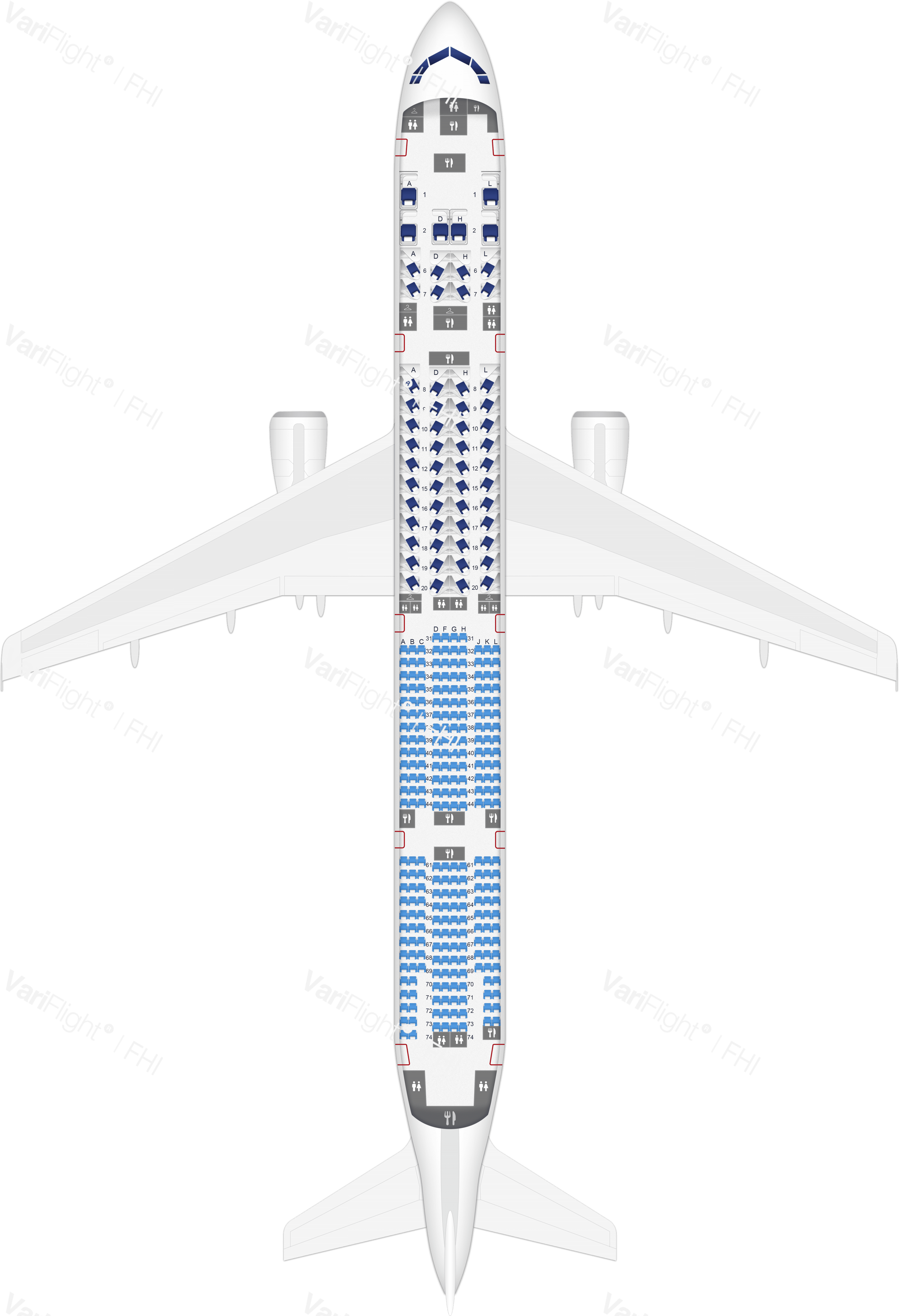 MU5103 Flight happiness | MU5103 Flight comfort