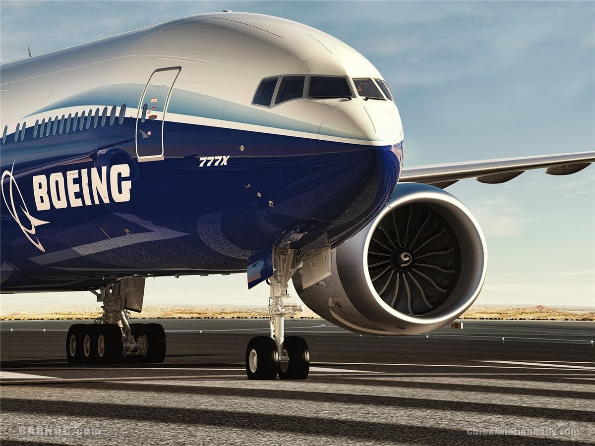 首架波音777X将于3月13日亮相 已收获358架订单