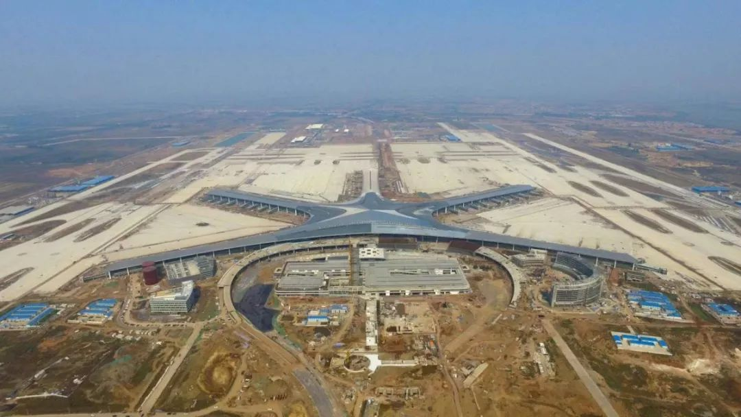 青?#33322;?#19996;国际机场最新重大进展来了!