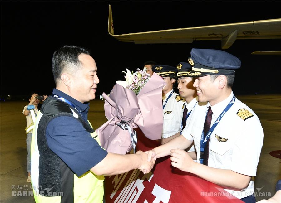 东航安徽分公司顺利实现安全飞行37周年