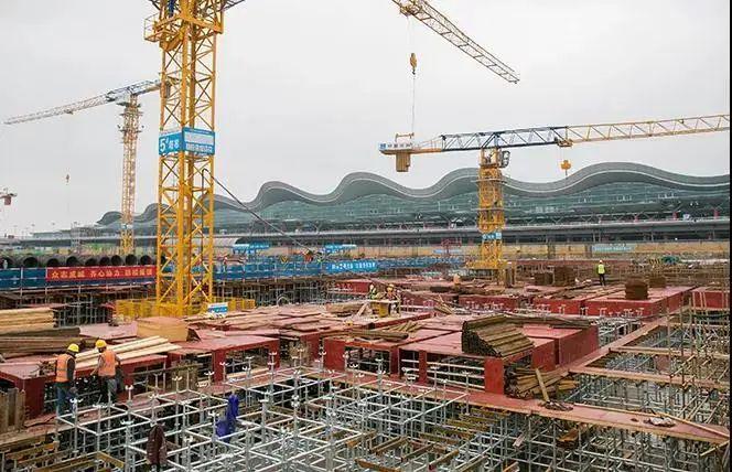 民航局:国家级重大机场建设项目复工率达42%!